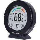 AcuRite 01080 Pro Accuracy Indoor Temperature and Humidity Monitor with Alarms