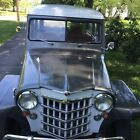1951 Jeep Willys chrome 1951 Jeep Willys Wagon 4x4
