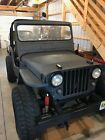 1949 Willys  1949 Jeep Willys CJ3A