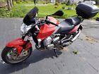 2009 Aprilia Mana  Aprilia Mana 850 Loaded Touring sport low Miles Italian Automatic handles