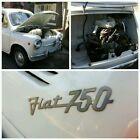 1968 Fiat 600  1968 Fiat 600