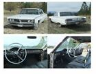 1966 Chrysler 300 Series 4 DOOR HARD TOP 1966 CHRYSLER 300