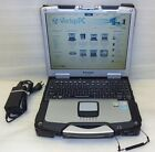 Panasonic CF-30 Toughbook 320GB laptop 4GB Core 2 Duo 1.6GHZ Windows 10 64 Bit