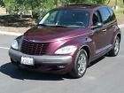 2001 Chrysler PT Cruiser  2001 Chrysler PT Cruiser LE