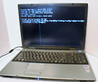 Gateway M680 17'' Notebook (Intel Pentium M 1.73GHz 1GB) BROKEN AS IS