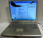 Averatec 5100 15'' Notebook (Intel Pentium M 1.30GHz) - Parts/Repair - Cracked