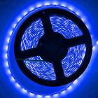 5M Blue 5050 300 SMD Led Accent Light Waterproof LED Lights Strip For Car   Boat