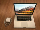 """2013 Apple MacBook Pro 15"""" Core i7 up to 3.2 GHz 8GB RAM SSD 256GB - ME293LL/A"""