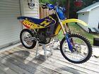 2004 Husqvarna TC450  2004  Husqvarna TC450