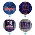 New York Giants Football Wall Clock Home Office Room Decor Gift