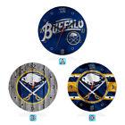 Buffalo Sabres Ice Hockey Wall Clock Home Office Room Decor Gift