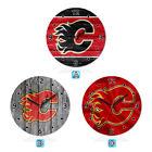 Calgary Flames Ice Hockey Wall Clock Home Office Room Decor Gift