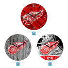 Detroit Red Wings Ice Hockey Wall Clock Home Office Room Decor Gift