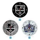 Los Angeles Kings Ice Hockey Wall Clock Home Office Room Decor Gift