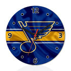 St. Louis Blues Ice Hockey Fans Wall Clock Home Office Room Decor Gift
