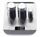 10kg LCD Digital Electronic  Stainless Steel Food Weighing Scales Kitchen Scale