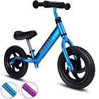 Balance Bike(4.3 lbs) Aluminum Alloy, No Pedal Toddler Bike, Adjustable