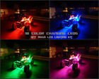 18 Color 5050 SMD RGB Led Outlaw 450 ATV UTV 4Wheeler 8pc Led Neon Pod Light Kit