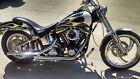 "1989 Harley-Davidson Softail  HARLEY DAVIDSON  SOFTAIL  CUSTOM 96""STROKER 4000 MILES"