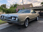 1967 Oldsmobile Cutlass  1967 Oldsmobile Cutlass Supreme 2-Dope Coupe California Car