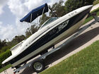 "2010 Sea Ray 185 Sport ""NO RESERVE AUCTION"" chapparal HURRICANE monterey REGAL"