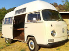 1970 Volkswagen Bus/Vanagon Westfalia Camper 70 VW Bus Adventurewagen Westfalia Camper Top 1970 Van REBUILT 1600 1.6L 4-spd