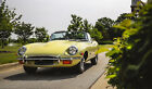 1971 Jaguar E-Type E-Type 4.2L 1971 Jaguar XKE convertible- numbers matching and complete ownership history