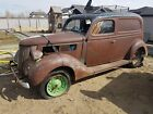 1936 Ford Sedan Delivery  Rare Barn Find 1936 Ford Sedan Delivery