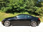2005 Infiniti G35 Base Coupe 2-Door 2005 Infiniti G35 Coupe Black Premium Clean - Well Maintained - One Owner !!!