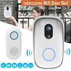 Wireless Doorbell Camera WiFi Remote Video Intercom IR Security Bell Phone HS1