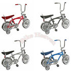 "NEW!!! Original 12"" Lowrider Bike Coaster Brake 52 Spokes With Training Wheels"