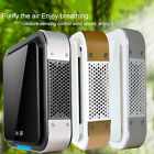 NEW Auto Car Fresh Air Ionic Purifier Oxygen Bar Ozone Ionizer Cleaner Home OY