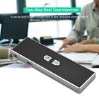 Portable Translator 2.4G Wireless Interpreter Intelligent Translation Two-Way