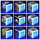 Fortnite Game TPS Color Changer LED Night light Digital Alarm Clock Toy C035#9 F