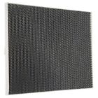 Hepa Carbon Combo FILTER 9.25 In Replacement Filter Captures Airborne Pollutants