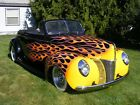 1940 Ford Other  1940 ford deluxe convertible street rod