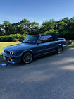 1988 BMW 3-Series 325i Convertible 1988 325i convertible 5 speed