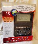 Franklin Explorer 15 Language Translator ET 3115 - 1.6 Million Entries