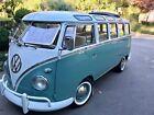 1960 Volkswagen Bus/Vanagon Samba 1960 VW 23 Window Samba Tribute Bus