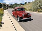 1951 Willys  1951 willys pickup hotrod