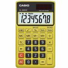 Casio SL-300NC-BYW-s Electronic Calculator 10 Digit LCD Tax Time BLACK + YELLOW