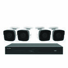 LaView 8 Channel 5MP Business and Home Security Cameras System 2TB HDD DVR with