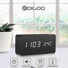 Display Timer Thermometer/Hygrometer Digoo DG-AC2 LED Digital Alarm clock