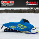 NEW YAMAHA HI-VIS LIMITED EDITION COVERS BLUE/YELLOW SMA-8LY30-LE-00