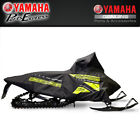 NEW YAMAHA HI-VIS LIMITED EDITION COVERS BLACK/YELLOW SMA-8MM30-LE-00