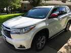 2015 Toyota Highlander XLE 2015 Toyota Highlander XLE One Owner ONLY 33k Miles - Fully Loaded!