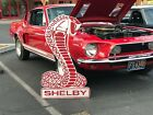1968 Ford Mustang  1968 Shelby Mustang GT500KR