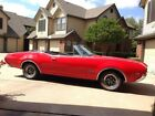 1968 Oldsmobile Cutlass 442 1968 Oldsmobile 442 Convertible