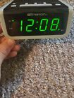 Emerson CKS1702 Smart Set Radio Alarm Clock Good Condition Works Great