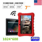 "7"" 1024*600 Android 4.4 Tablet HD LCD512MB+8GB Dual Camera WIFI 3G PC Quad Core"